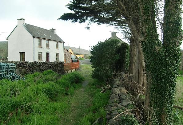 Peachy Self Catering Dingle Co Kerry Ireland Brandon Cottage An Download Free Architecture Designs Xaembritishbridgeorg